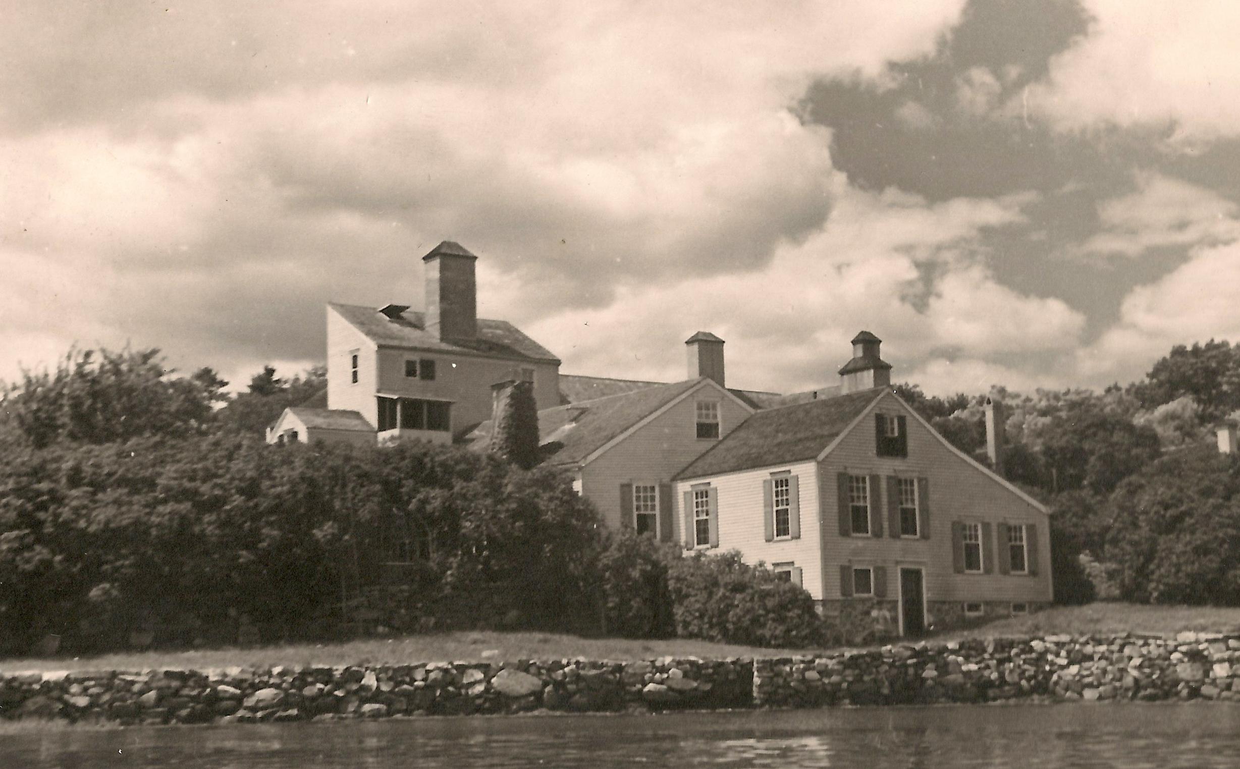Mansion History